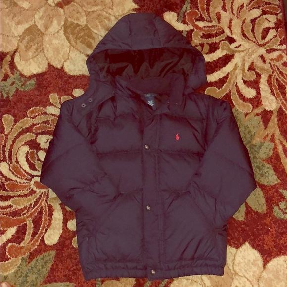 4564f722e Polo by Ralph Lauren Jackets & Coats | Boys Down Puffer Jacket ...